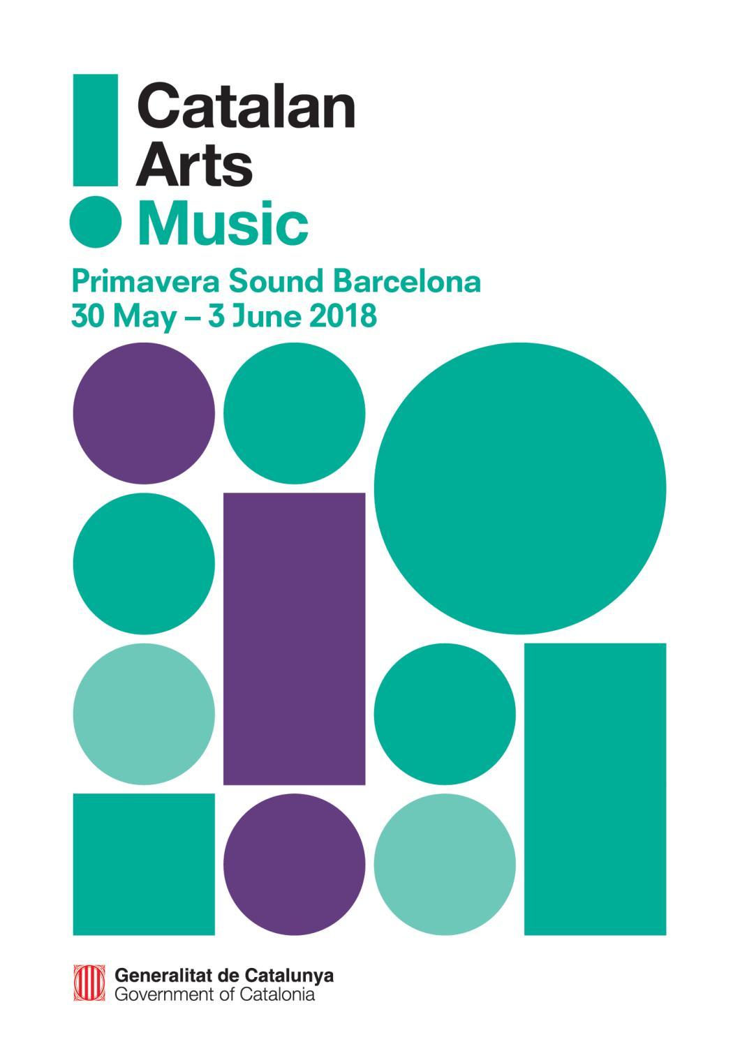 Primavera Sound 2018 by Institut Català de les Empreses