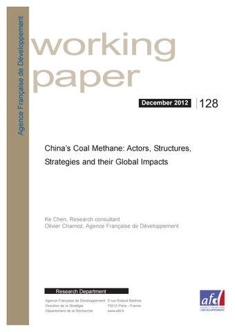 945acd2e00 China s Coal Methane  Actors