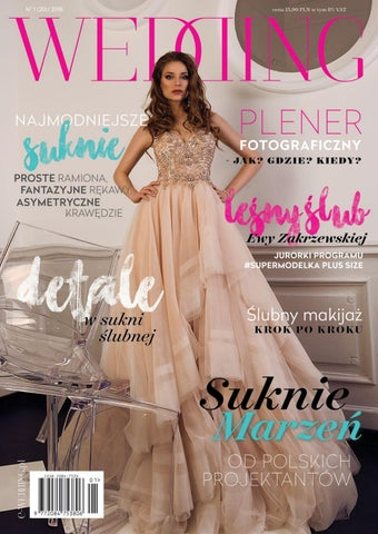 a3c331cf12 WEDDING magazyn ślubny by WEDDING - issuu