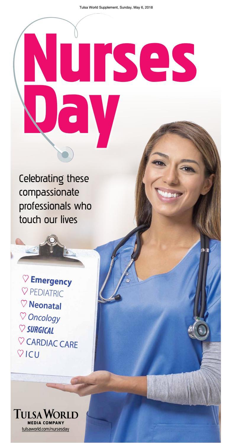 Nurses Day 2018 by Tulsa World - issuu