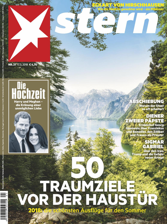 08) der stern nachrichtenmagazin (hd version) no 21 vom 16 mai 2018 ...