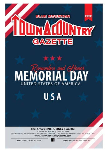 4741bbb8 Town & Country Gazette May 17 by Innovative Designs & Publishing ...
