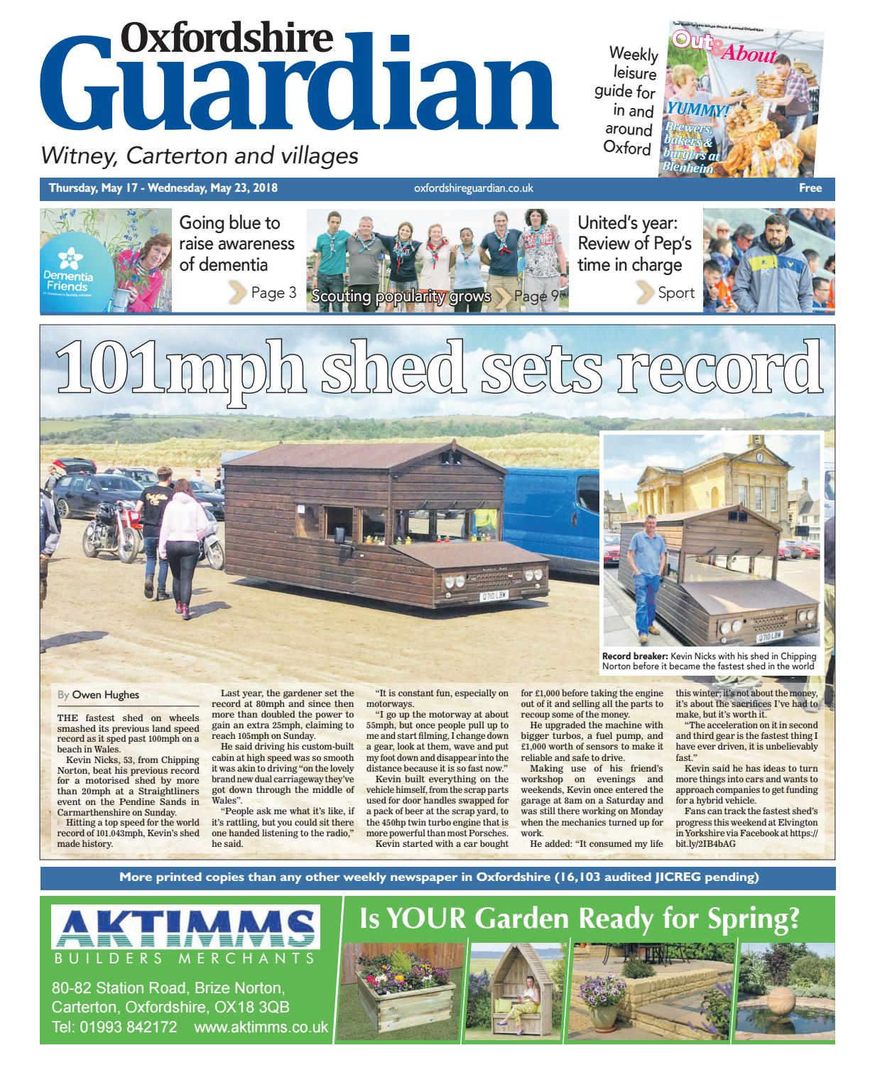 17 may 2018 oxfordshire guardian witney by taylor newspapers issuu fandeluxe Gallery
