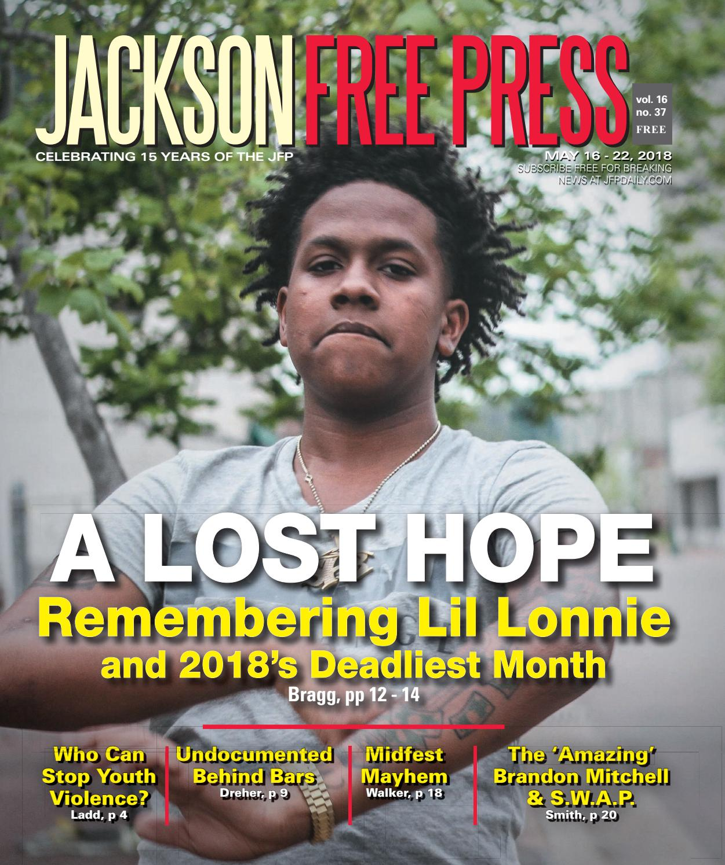 V16n37 - Remembering Lil Lonnie