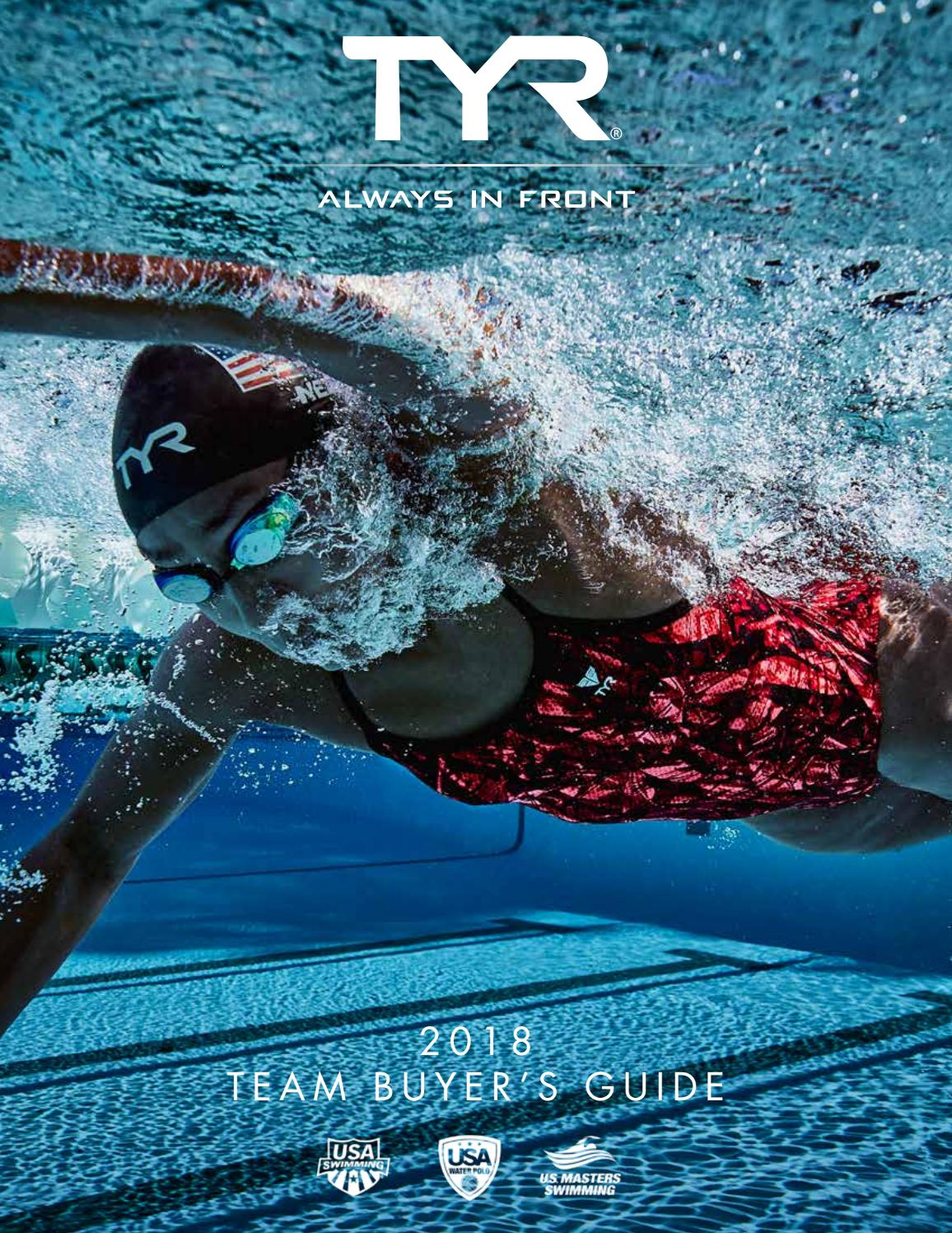 334a4ba349 TYR 2018 Team Buyer s Guide by TYR Sport - issuu