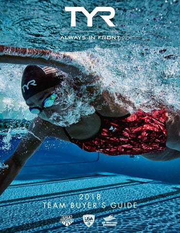 3fe4897ae21e7 TYR 2018 Team Buyer s Guide by TYR Sport - issuu