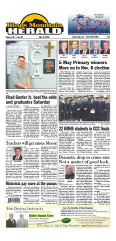 KM Herald 5-16-18 by Community First Media - issuu