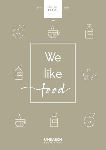 Umdasch_Referenzbroschuere_Food Retail 2018_scr By Umdasch Store ...