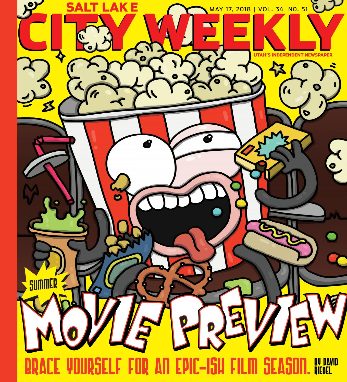 City Weekly May 17, 2018 by Copperfield Publishing - issuu