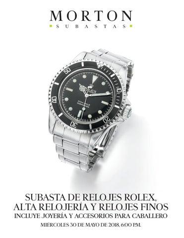 ebe6b09b1bdf Subasta de Relojes Rolex