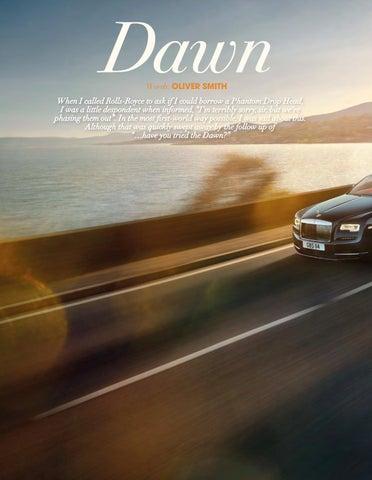 Page 20 of Rolls Royce Dawn