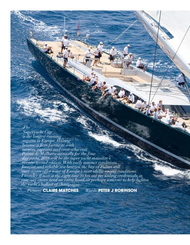 Page 56 of Palma Superyacht Cup