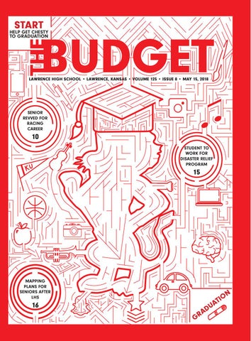 The Budget Vol_125 Issue 8 by LHS Budget - issuu