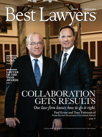 Best Lawyers in Indiana 2018 by Best Lawyers - issuu