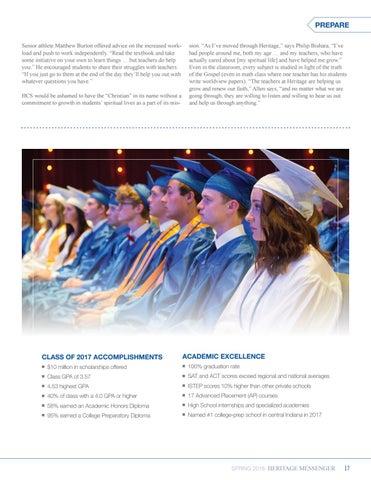 Page 17 of Prepare: Grades 7-12 Experience
