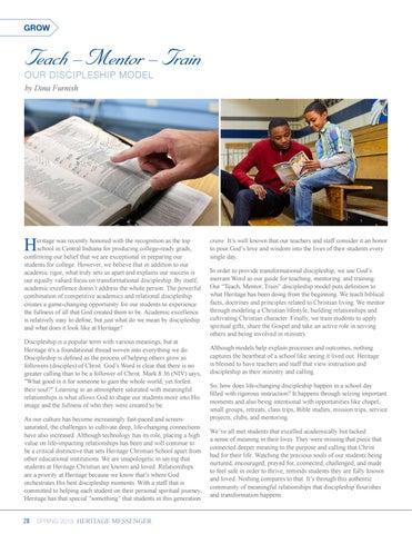 Page 28 of Grow: Spiritual Life & Discipleship Experience