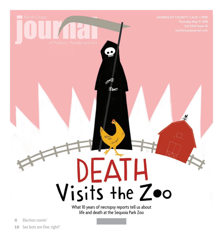 North Coast Journal 5-17-18 Edition