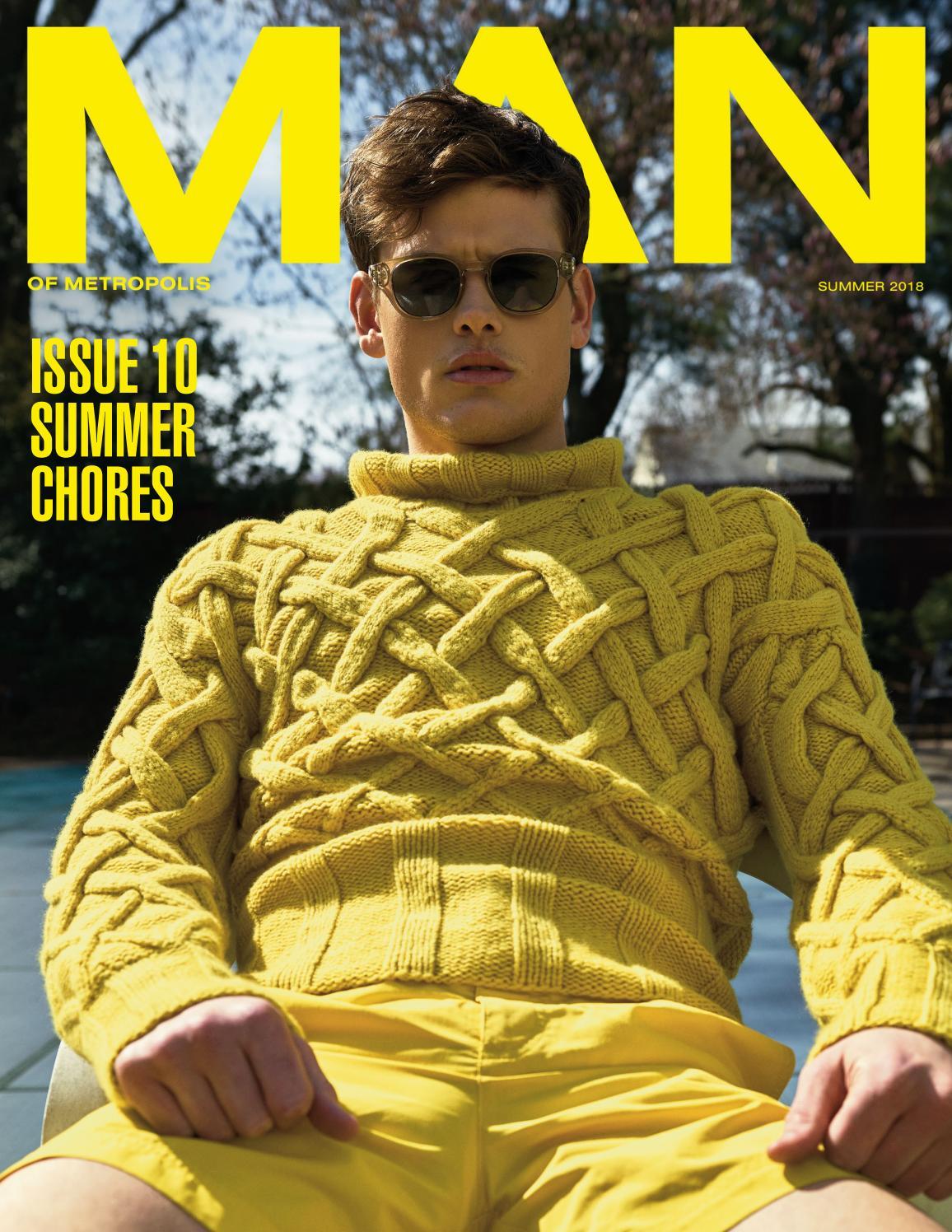 Issue 10 Summer Chores By Man Of Metropolis Issuu Tendencies Tshirt Fast Runner Putih L