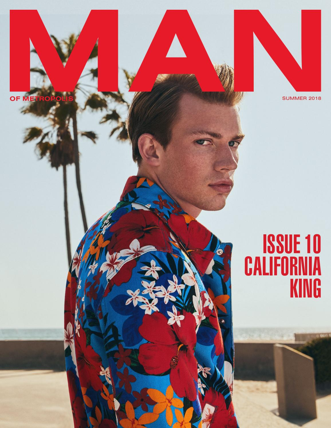 Issue 10 California King By Man Of Metropolis Issuu Tendencies Tshirt Fast Runner Putih L