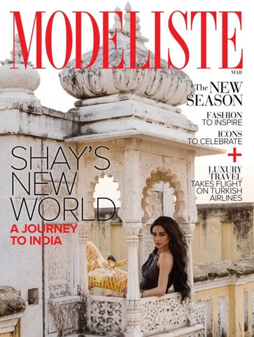 d428e4611 Modeliste Magazine March 2018 w/ Shay Mitchell by Modeliste Magazine ...