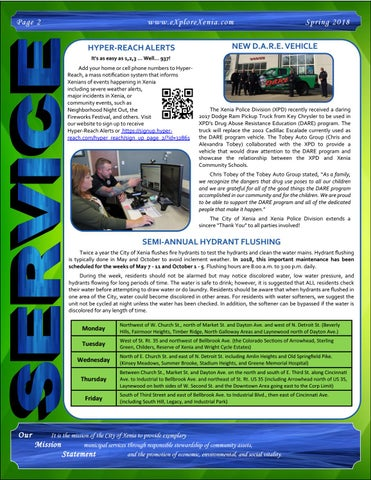Page 2 of New D.A.R.E. Vehicle