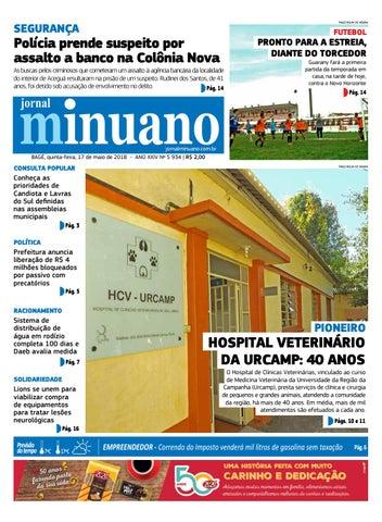 20180517 by Jornal Minuano - issuu 8808196c51357