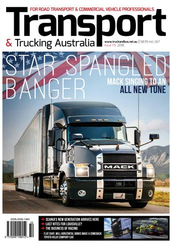 Transport & Trucking Australia Issue 119 web magazine by