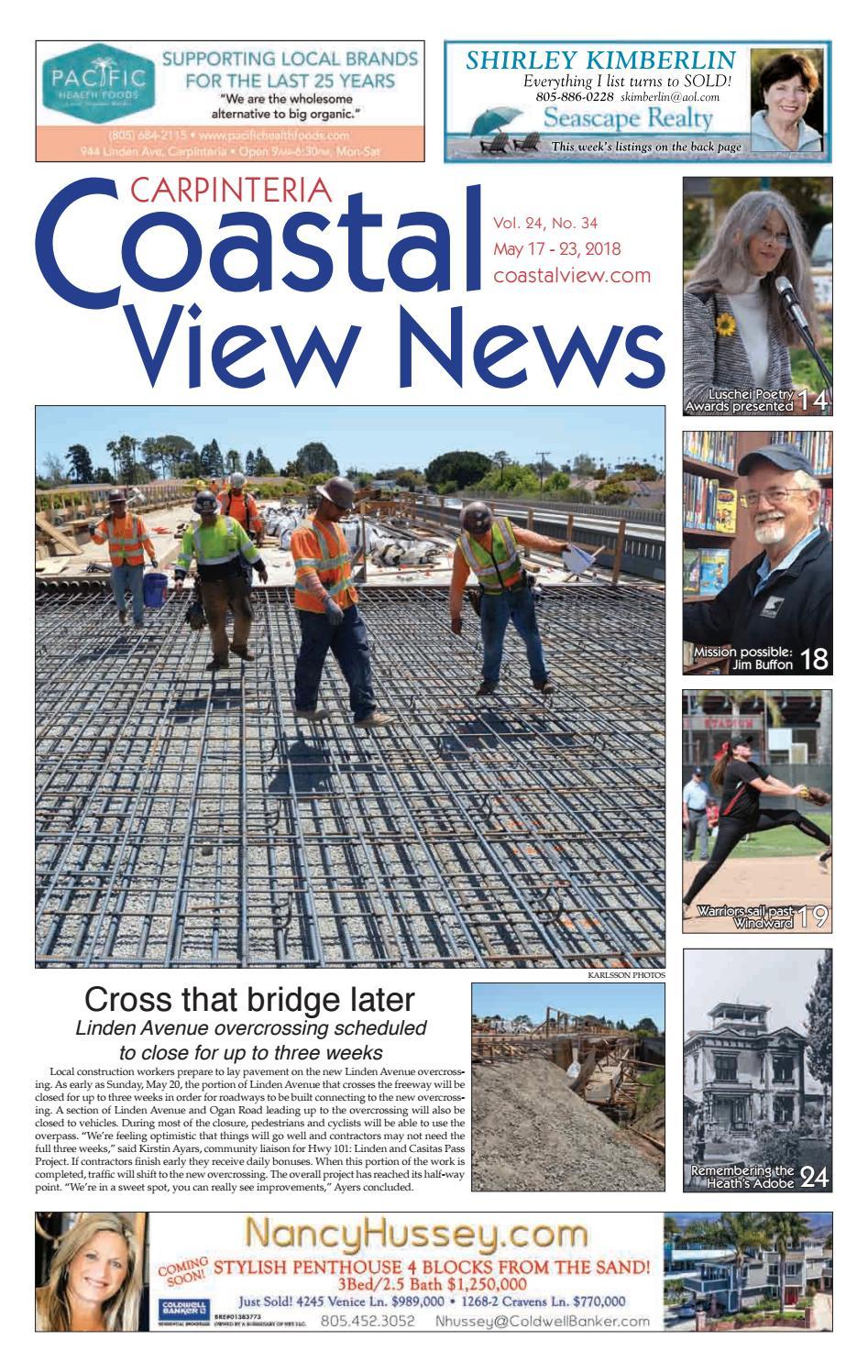 Coastal Vie News • May 17, 2018 by Coastal View News - issuu