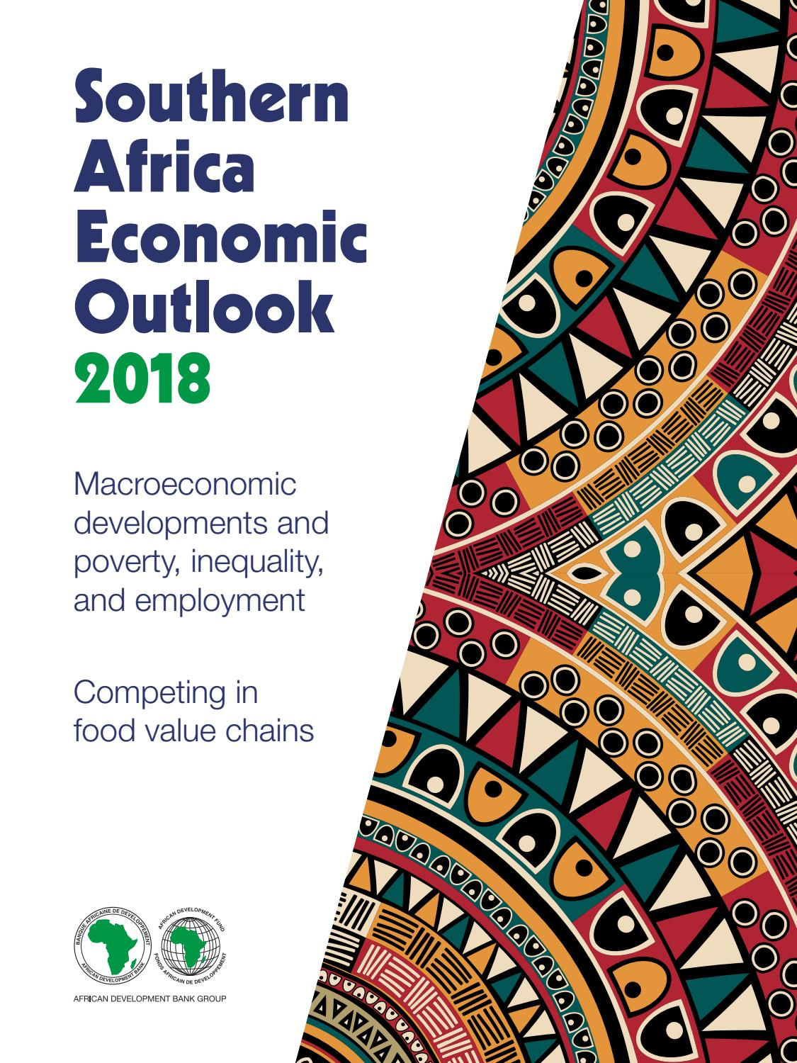 Southern Africa Economic Outlook 2018 by African Development