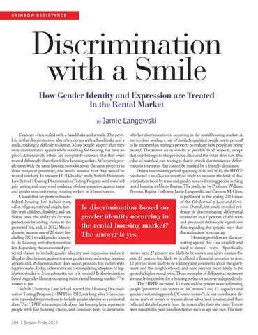 Page 104 of Discrimination with a Smile