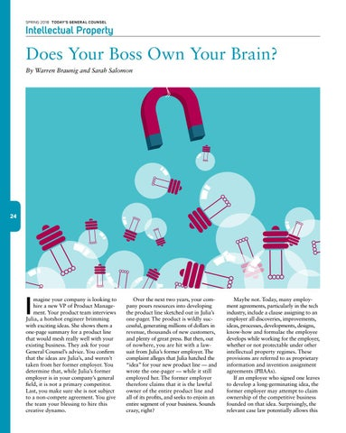 Page 26 of Does Your Boss Own Your Brain?