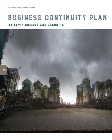 Page 52 of Business Continuity Plan for the Legal Department