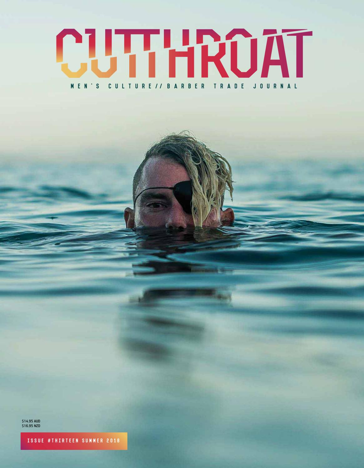 The Cutthroat Journal Issue #13 by The Cutthroat Journal - issuu