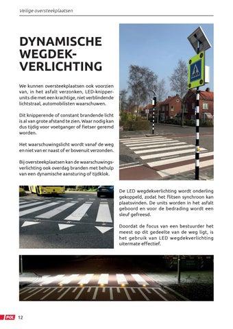 Page 12 of Dynamische wegdekverlichting
