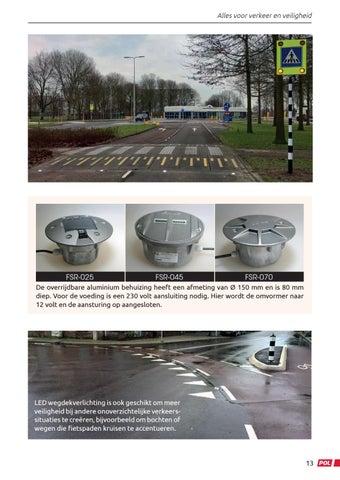 Page 13 of Dynamische wegdekverlichting