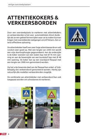 Page 4 of Attentiekokers & verkeersborden