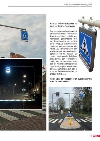 Page 9 of LED attentieborden met aanstraalverlichting