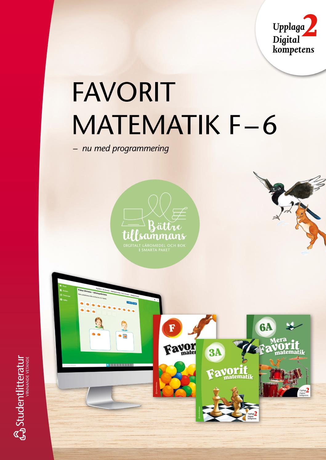 favorit matematik 3a