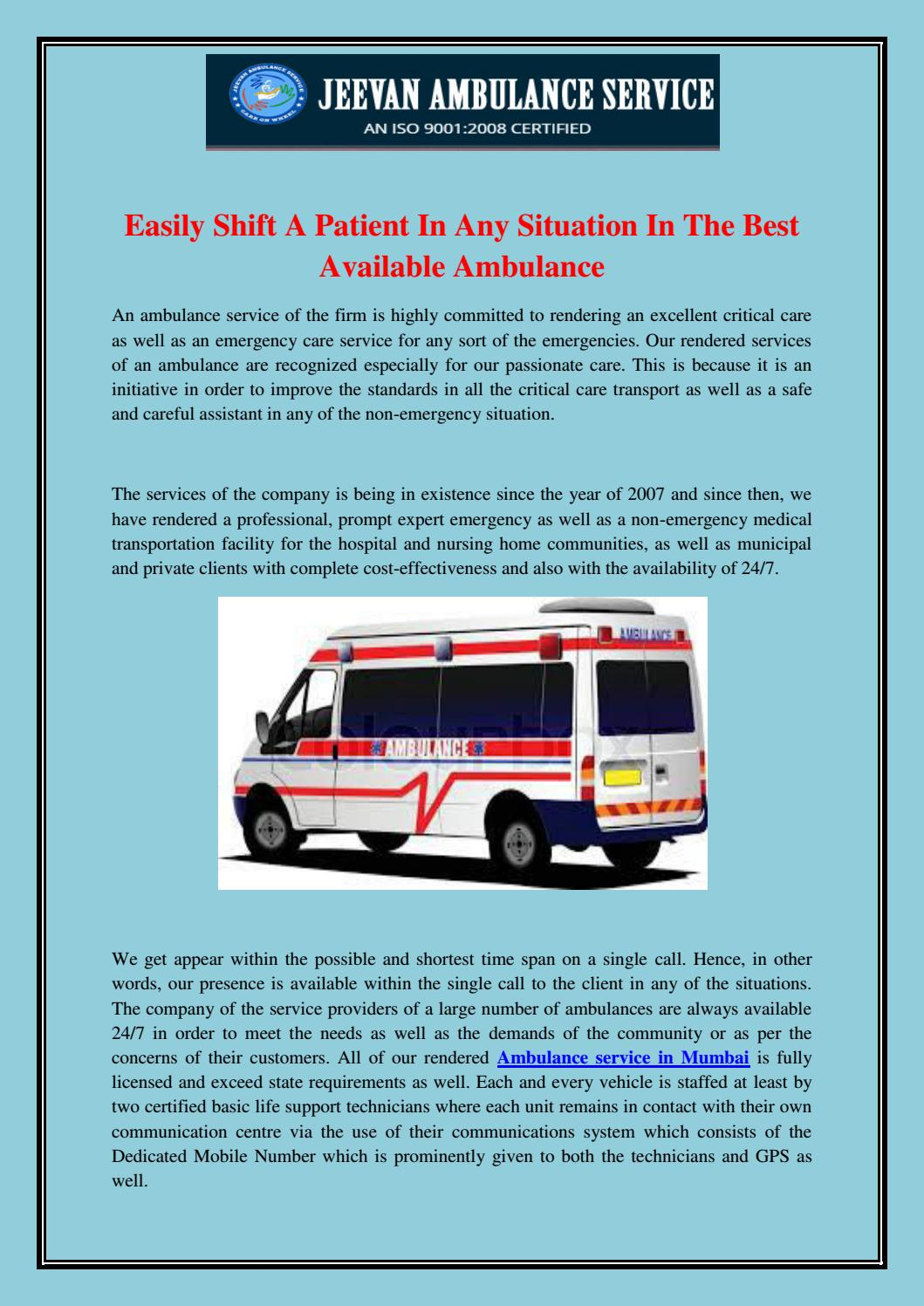 Easily Shift A Patient In Any Situation In The Best