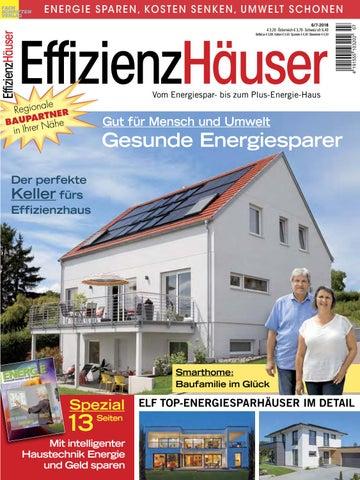EffizienzHäuser 6/7 2018 By Fachschriften Verlag   Issuu