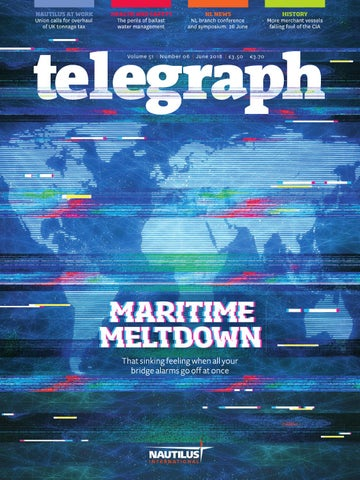Nautilus Telegraph June 2018 by Redactive Media Group - issuu