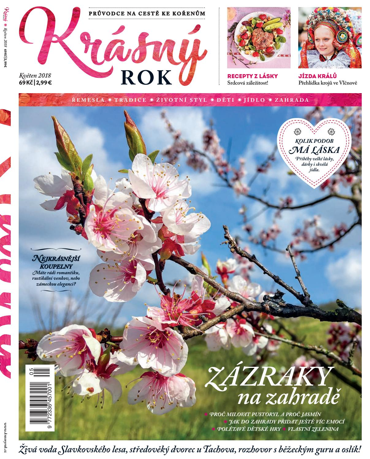 Krasný rok 05 2018 by Deco Media - issuu 2e0ec90712
