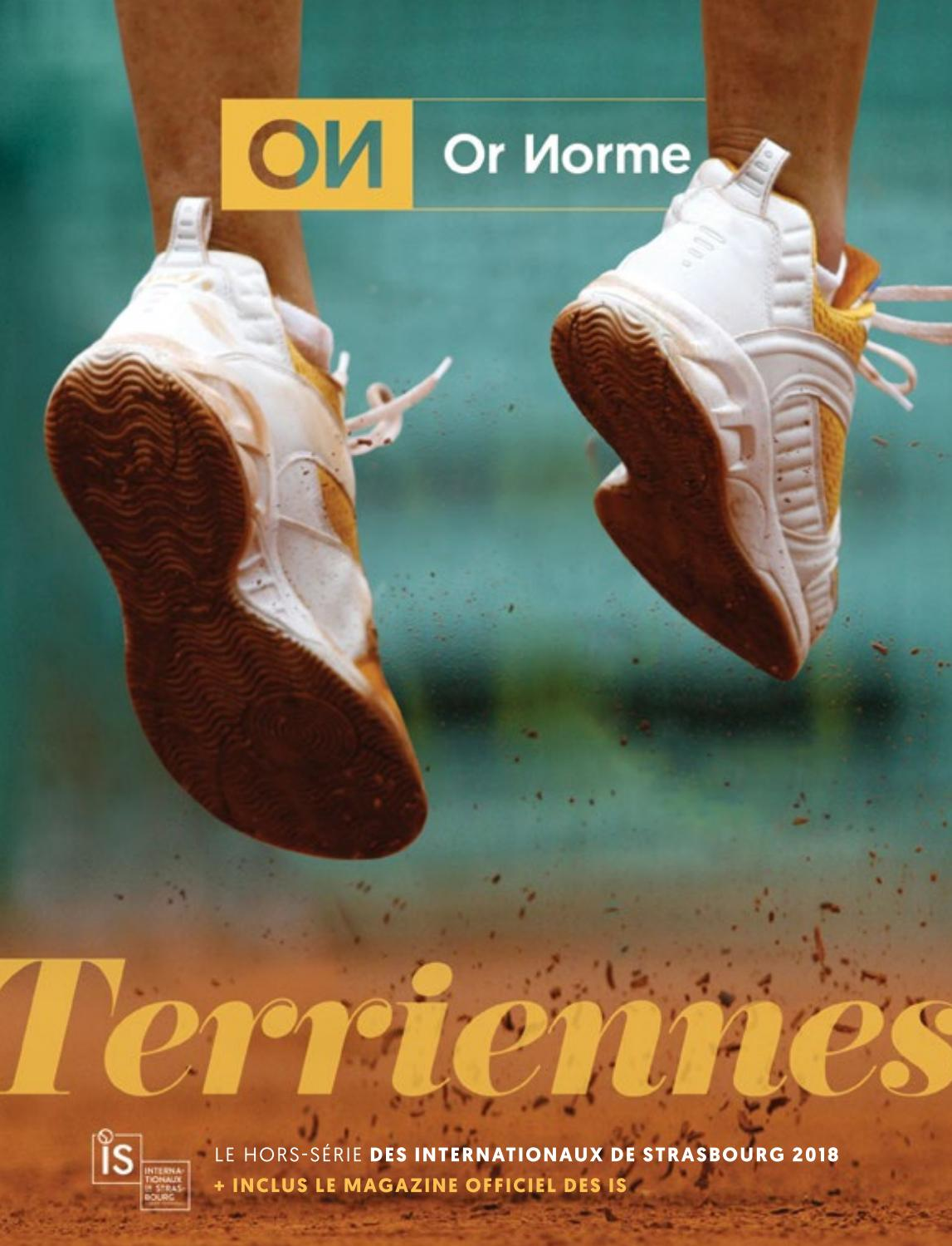 Terriennes | Hors Serie IS 2018 Or Norme by Or Norme issuu