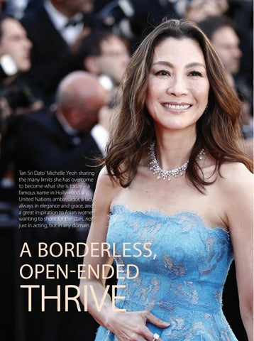 Page 20 of A Borderless Open-ended Thrive - Featuring Michelle Yeoh