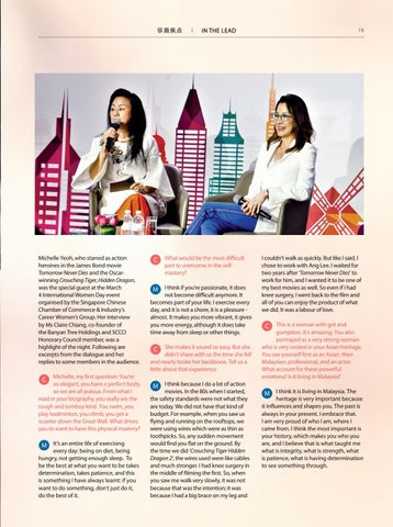 Page 21 of A Borderless Open-ended Thrive - Featuring Michelle Yeoh