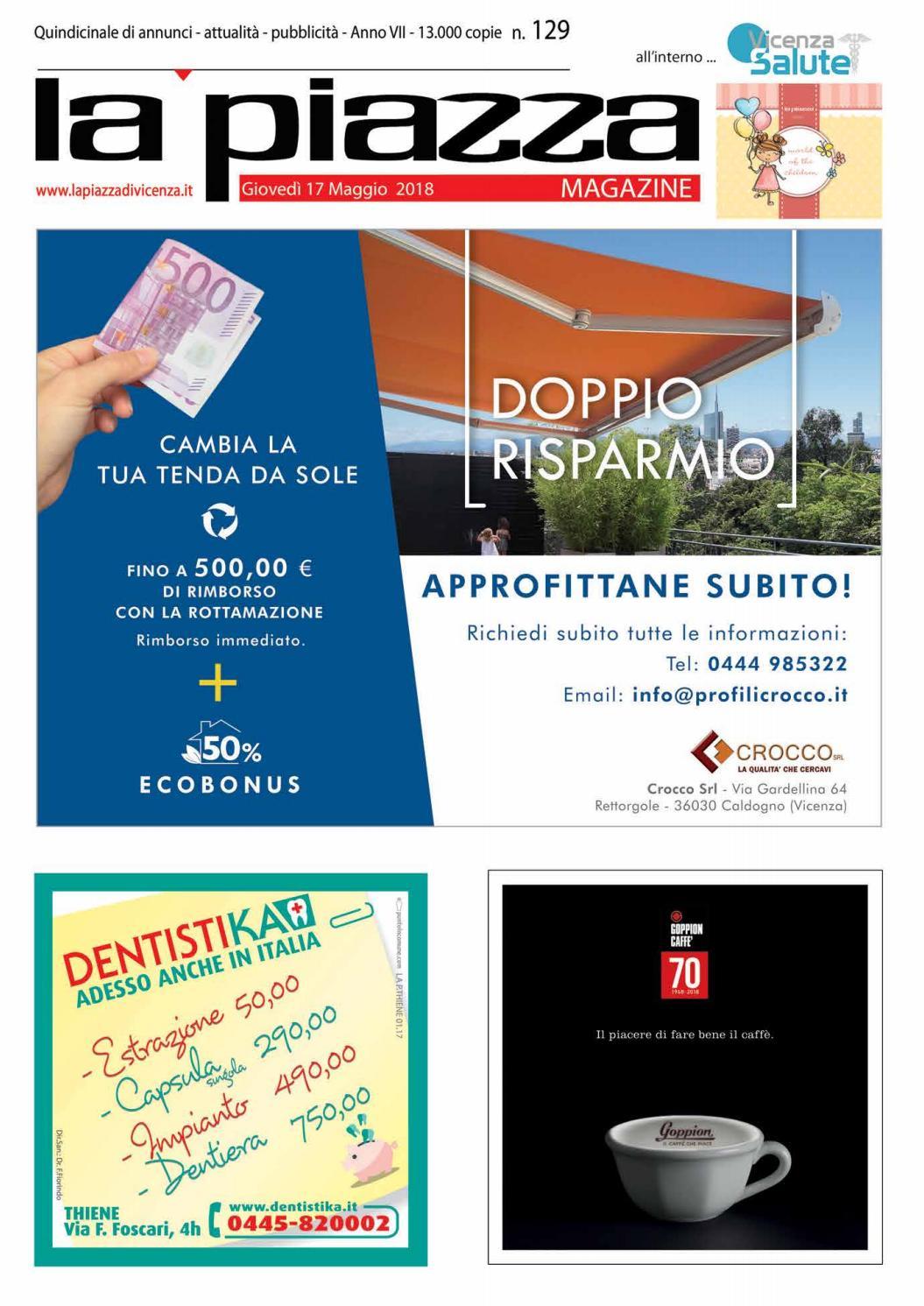 Pubblistudio La Di Vicenza By Srl Issuu Piazza Pubblicità N 129 xtQChsrd