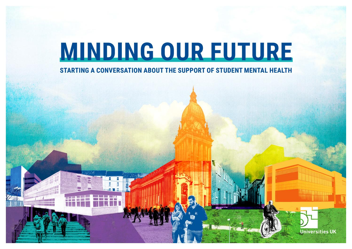Minding our future: starting a conversation about the
