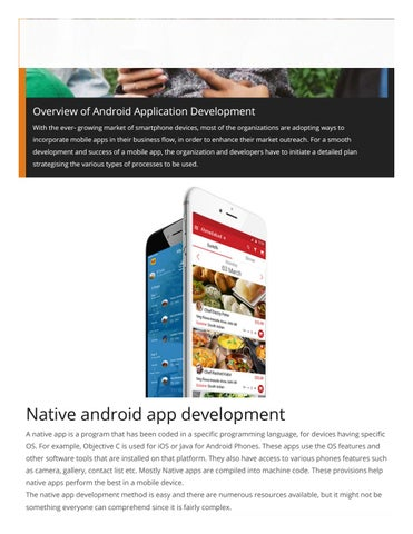 Page 2 of Android Application Development Companies Bangalore