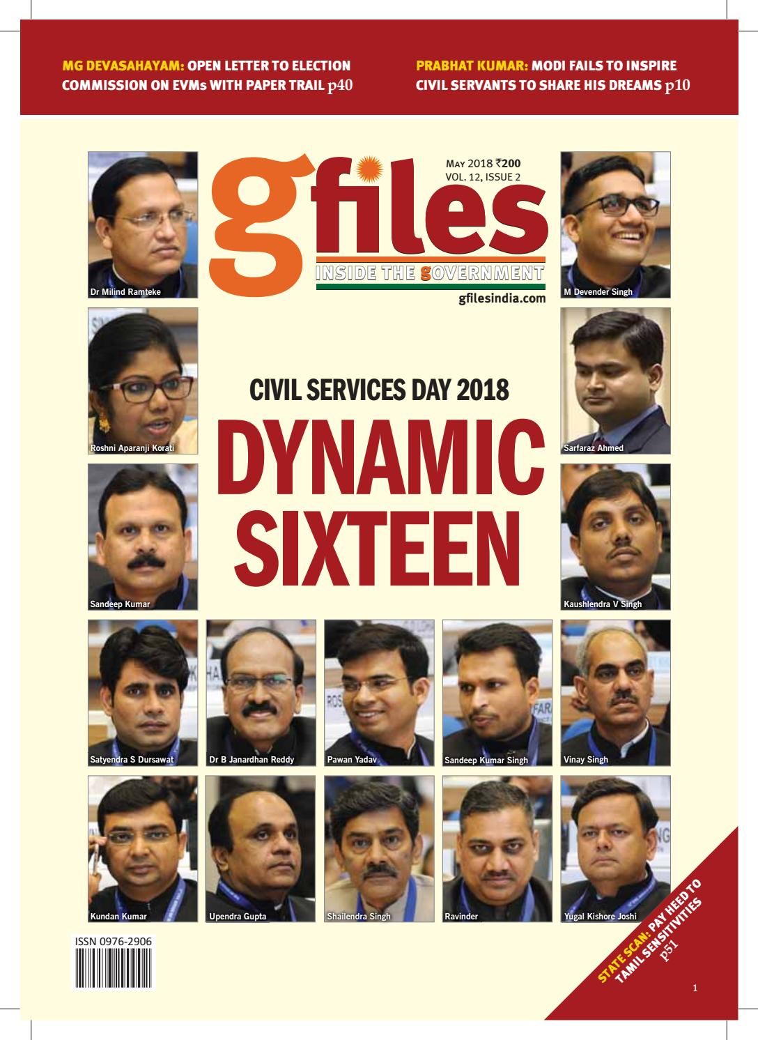 Gfiles (may 2018) by gfiles - issuu