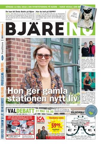 Magdalena Larsson, 32 r i Frslv p - omr-scanner.net